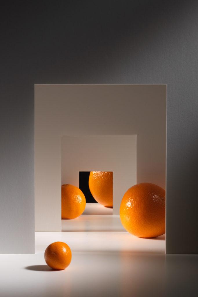 Classic French Orange Tart