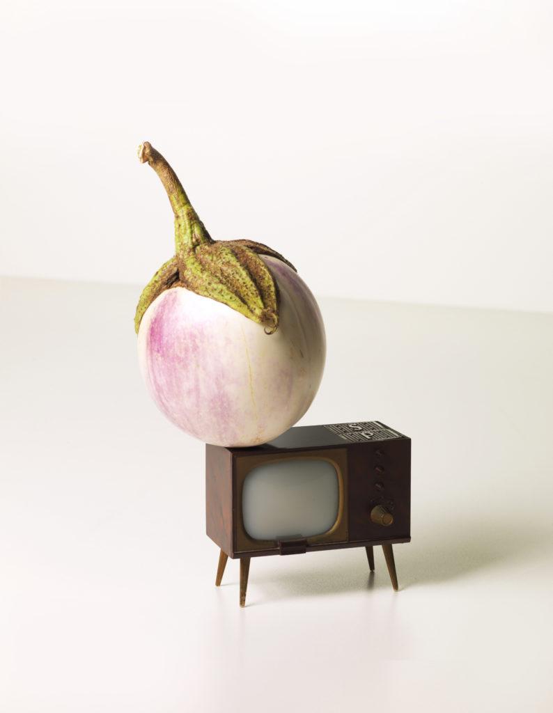 Oven Roasted Eggplant Caponata
